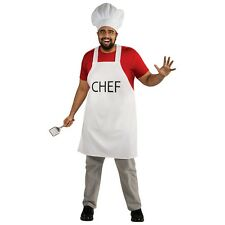 South Park Chef Costume Adult Funny Gag Halloween Fancy Dress