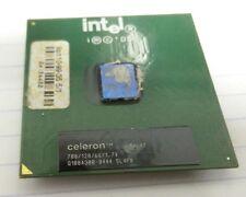 Intel PIII SL4P8 Celeron 700MHz/128KB/66MHz/1.7V Socket 370 CPU - FREE SHIP!