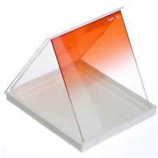 Coloured Gradual Orange Filter Grad For Cokin P-Series UK Seller