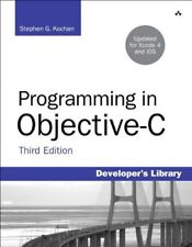 Programming in Objective-C (Developer's Library)-Stephen G. Kochan