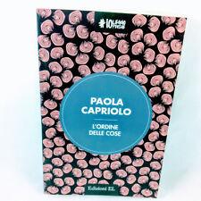 L'ordine delle cose - Paola Capriolo - Edizioni EL - #ioleggoperché
