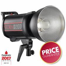 PIXAPRO STORM II 600 Haute Vitesse Tête de Flash 600 W Studio Strobe Flash Light