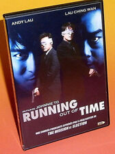 Running Out Of Time (1999)  French Subtitles DVD Andy Lau, Lau Ching Wan - New
