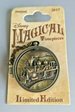 DLR - Magical Timepieces Collection - Disneyland Railroad - Pin 120835