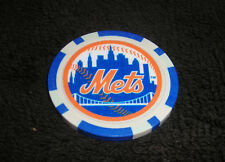 MLB NEW YORK METS SOUVENIR COLLECTIBLE POKER CHIP