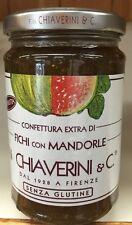 CHIAVERINI CONFETTURA EXTRA DI FICHI CON MANDORLE