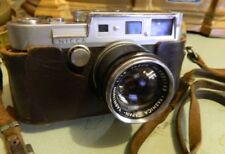 YASHICA YF NICCA rangefinder Leica camera with 50/1.8 YASHINON, nice condition