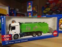 Siku Müllwagen Müllabfuhr  Art Nr 2938