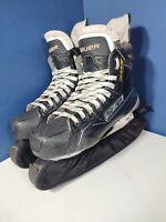 Bauer Supreme 190 Ice Hockey Skates Size US 9 TUUK Lightspeed Edge