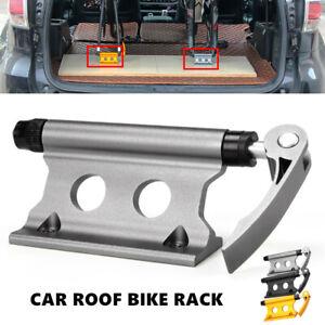 1PCS Screw Bicycle Fork Holder Bike Support Mount For Pickup Truck Bed Rack Part