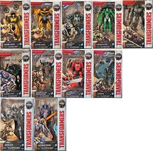 #17B Transformers-The Last Knight-Premier Edition-AUSSUCHEN: Deluxe, Voyager