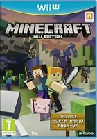 Minecraft  Edition (Wii U) Mint Same Day Dispatch 1st Class Super Fast Delivery