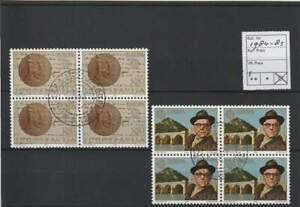 Europa Cept gestempeld block 1983 used - Jugoslavia 1984-1985 (216)