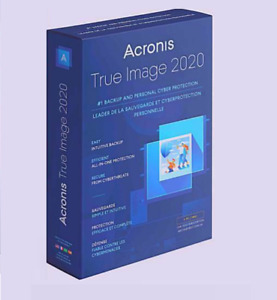Acronis True Image 2020 Latest Version Bootable ISO Image Only