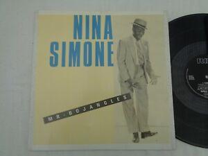 NINA SIMONE 12 INCH SINGLE ON RCA RECORDS (MR BOJANGLES) 1967-1969