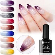 UR SUGAR 7.5ml Smalto Gel UV per Unghie Cambia Colore Termico Nail UV Gel Polish