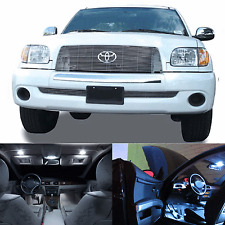 LED White Lights Interior Package Kit For Toyota Tundra 2004-2006 (19 pcs)