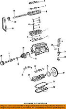 GM OEM-Engine Oil Pump 94657310