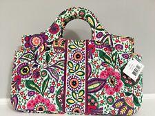NWT Vera Bradley Abby Purse Viva La Vera Hand Bag