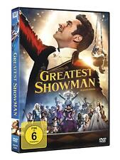 Greatest Showman [DVD/NEU/OVP] Hugh Jackman spielt die Hauptrolle des P.T. Barnu