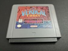 Vertical Force Nintendo Virtual Boy NRMT condition game cartridge