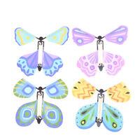 Magic Flying Butterfly Cadeau Surprenant Jouet Cadeau Créatif FE