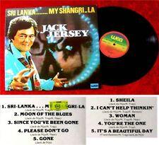 LP Jack Jersey Sri Lanka....My Shangri-La