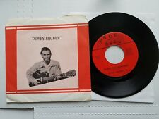 DEWEY SHUBERT - Please Old Memories RARE 1969 ALABAMA Country 7""