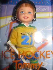 Mattel ~ Kelly ~ Ice Hockey Tommy ~ Olympic Games ~ Salt Lake 2002 ~