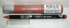 REVLON Matte Balm 255 Enchanting Lipstick + Lavera Lipliner Rose 01 Lippenstift