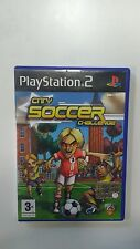 City Soccer Challenge - PS2 - Playstation 2