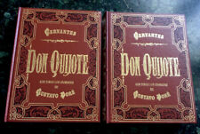 Cervantes Don Quijote con Grabados De Doré