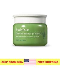 [Innisfree] Green Tea Balancing Cream Ex 50Ml - Ship From Usa