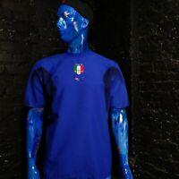 Italy Team Jersey Home football shirt 2005 - 2006 Puma Trikot Mens SIze L