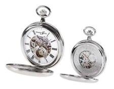 Relojes de bolsillo de esqueleto