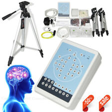 16 Channel Digital Brain Electric Activity Mapping KT88 EEG machine USB Software