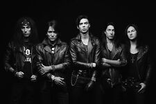 "MX01926 Black Veil Brides - American Rock Band Music Star 21""x14"" Poster"