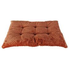 Indestructible Warm Dog Fleece Bed Pet Cat Sleeping Cushion Large Crate Mattress