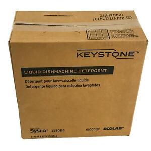 Keystone Detergent Dishwashing Liquid Dispenser