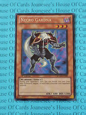 Necro Gardna RYMP-EN009 Secret Rare Yu-Gi-Oh Card 1st Edition New