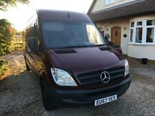 DRAIN JETTER  MERCEDES SPRINTER VAN LWB HIGH ROOF  4 METER