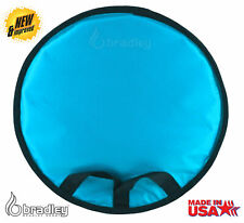 Bradley Kid's Flexible Snow Saucer - Padded Insert for Bradley Snow Tubes