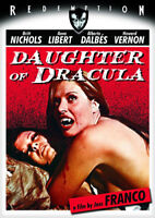 Daughter of Dracula [New DVD] Subtitled