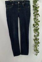 American Eagle AE Skinny Jeans Super Stretch Medium Wash Denim 10 Regular