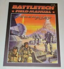 Classic Battletech Field Manual FEDERATED Suns Sourcebook FASA Davion