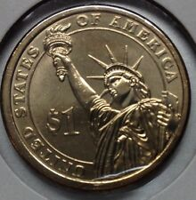 2007 P George Washington Presidential Error Dollar Off Center