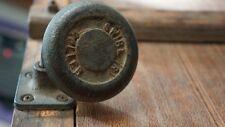 Handmade Vintage Mechanics Creeper with Swirl (R) Rollers Antique