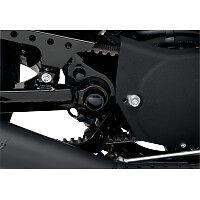 Harley Davidson Sportster XL Black Pivot Cover Set (2004-2012)