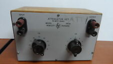 HP Agilent Model 350a Attenuator Set (5 Watt - 500 Ω)