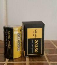 20350 Battery 1400mah